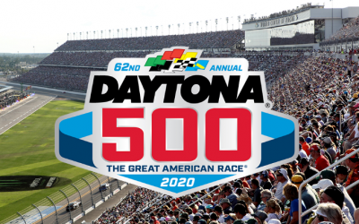 Race to Daytona 500 In A Private Jet