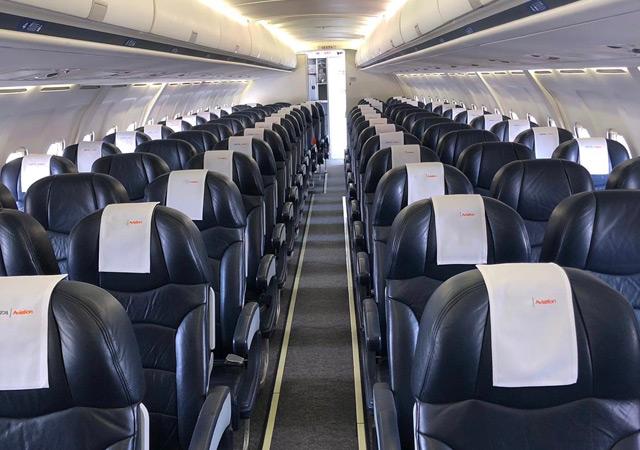 AVRO RJ85 & 100/200 Specialty