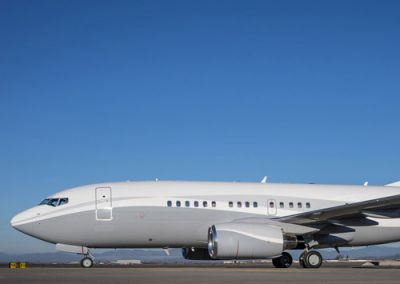Boeing BBJ – 834 Specialty