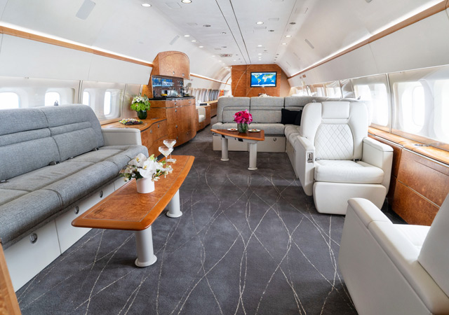 Boeing BBJ - 834 Specialty