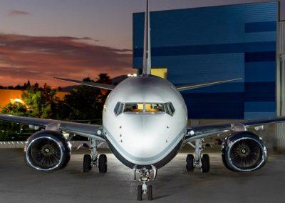 Boeing BBJ – 835 Specialty