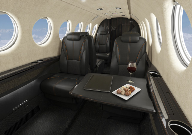 Textron Beechcraft Kingair 360