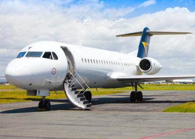 Fokker 70 Executive – Business Specialty