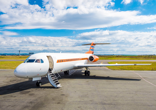 Fokker 70 Executive Specialty