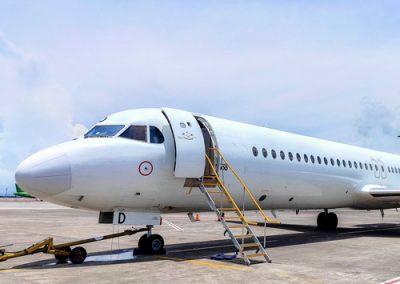 Fokker 70 Tourist